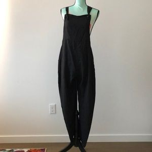 Black jumpsuit or overalls